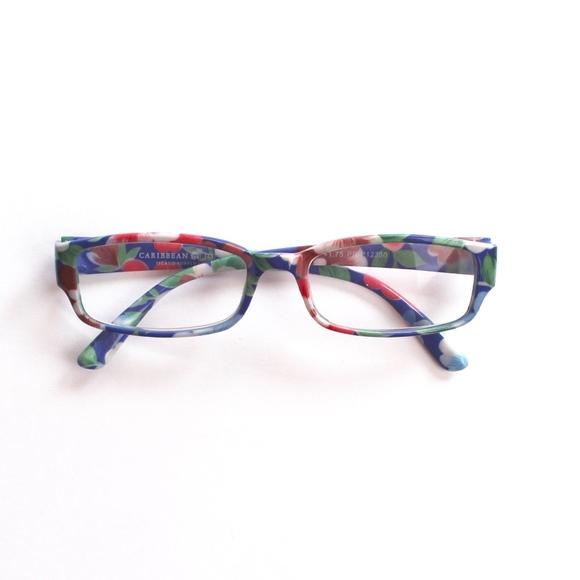 2e024572c5c6 Caribbean Joe Accessories - Caribbean Joe Eyeglasses Frames
